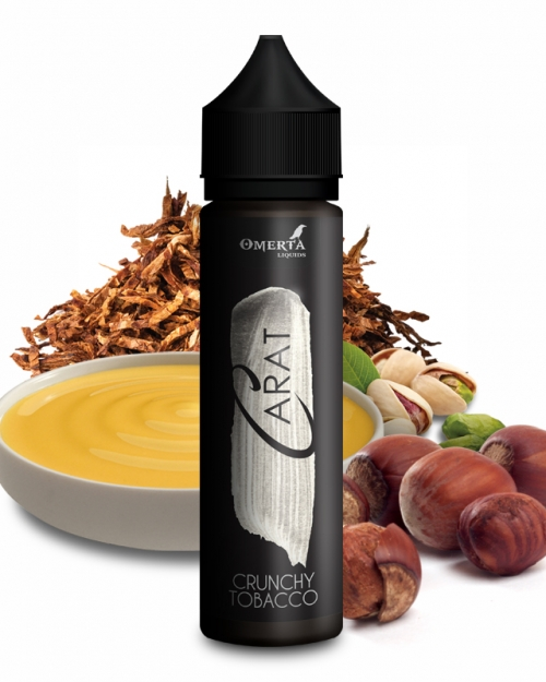 CARAT CRUNCHY TOBACCO 20/60ml